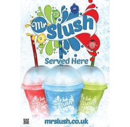 Mr Slush Posters