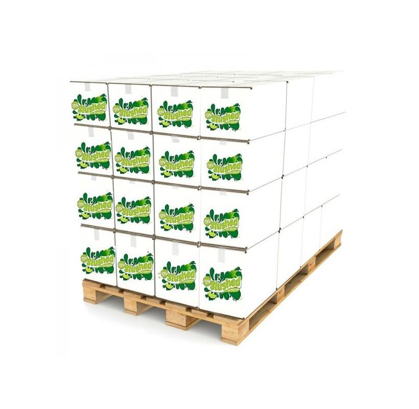 Pallet - 20 Cases Slush Syrups