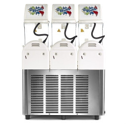 GB330 Slush Machine Rear