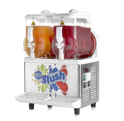 Slushie Machine G5 Twin Tank