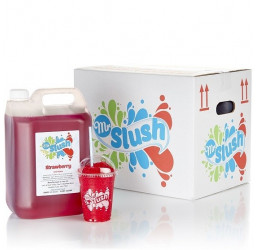 Strawberry Slush Syrup