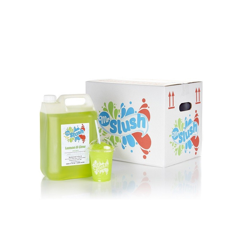 Lemon Lime Slush Syrup - MrSlush