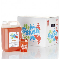 Orange Slush Syrup
