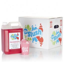 Pink Bubblegum Slush Syrup