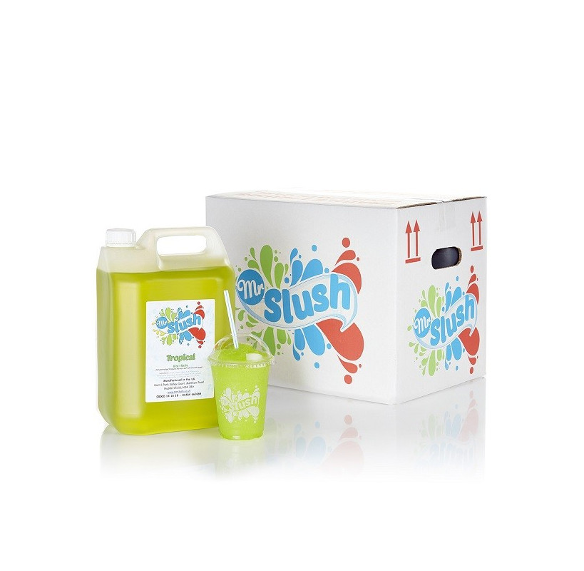 Tropical Slush Syrup