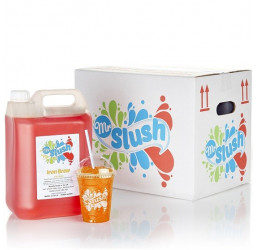 Iron Brew Slush Syrup