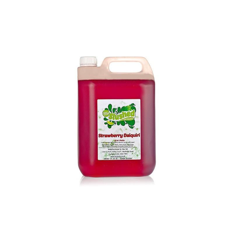 Strawberry Daiquiri Slush Syrup