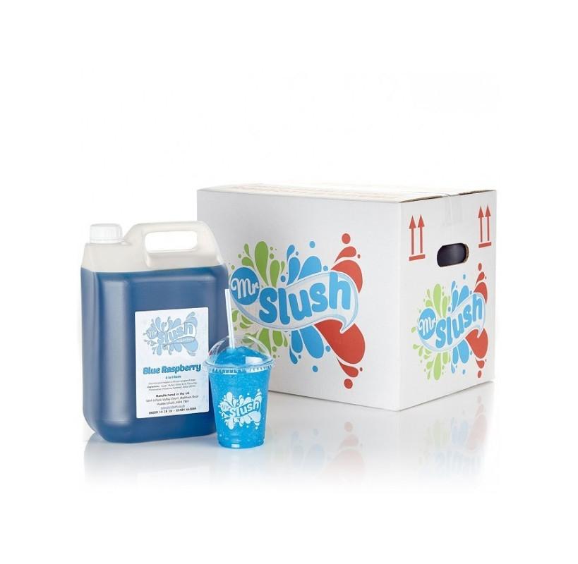 Blue Rapberry Slush Sugar Free