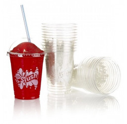 Mr Slush Cups