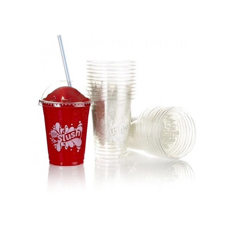 Mr Slush Cups