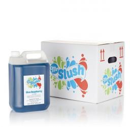 Blue Raspberry Syrup Mr Slush