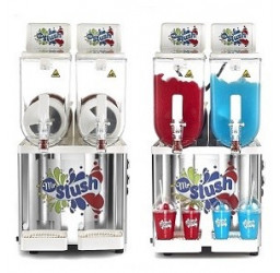Used Slush Machine - 2 x 10Ltrs