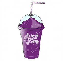 Mr Slush American Grape Slush Syrup