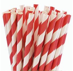 Paper Slush Straws x 1,000