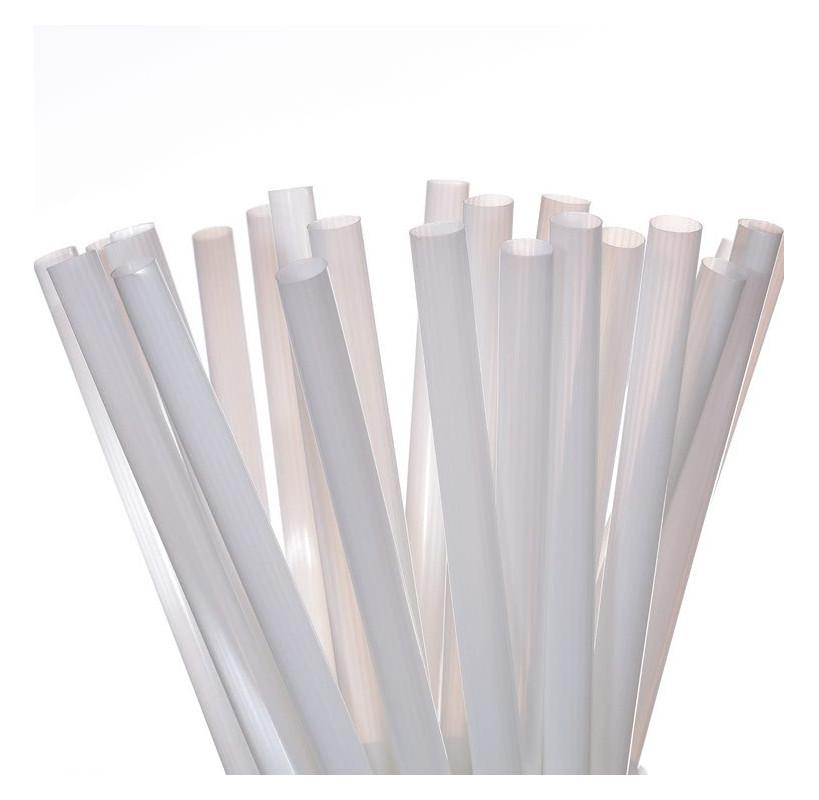 PLA Biodegradable Slush Straws