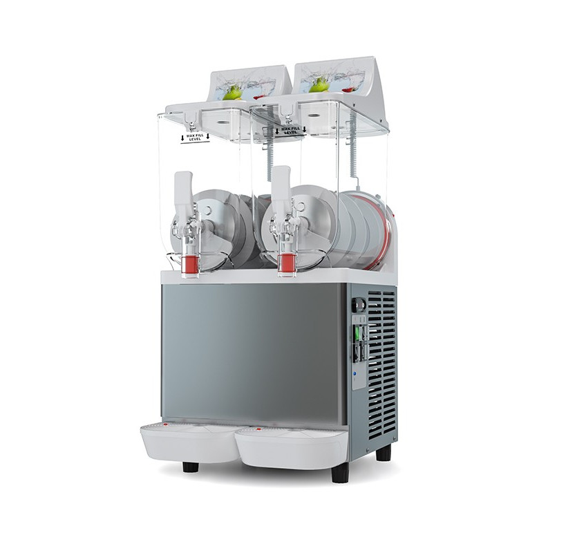 Sencotel Slush Machines Twin