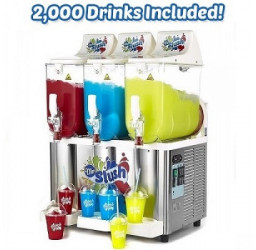 Commercial Slush Machine