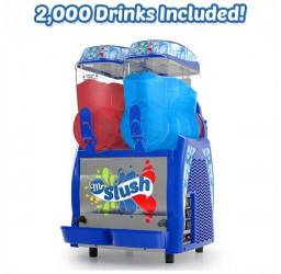 Granisun Slush Machine Bundle