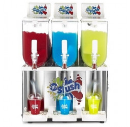 Mr Slush Machine Triple Tank GB330