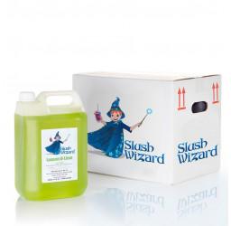 Slush Wizard Lemon & Lime Slush Syrup