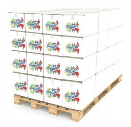 Half Pallets - 20 Cases Slush Syrups