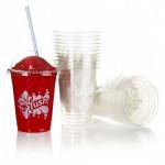 Mr Slush Branded Cups