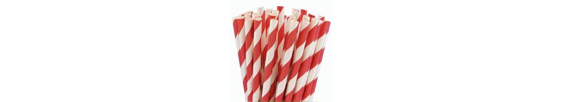 Slush Supplies Accessories - Straws