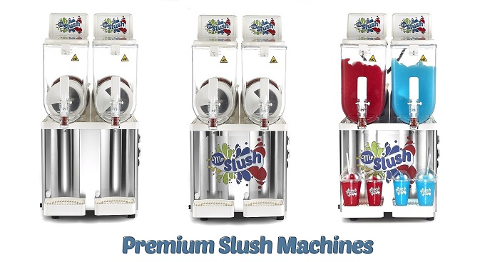 GB220 Slush Machine Options