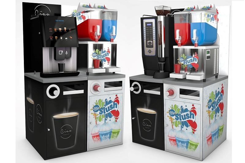 Coffee Slush Machines