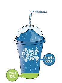 Slush Drink Profits